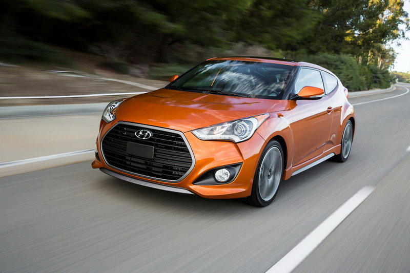 2016 Hyundai Veloster Turbo High Resolution Exterior - image 617106