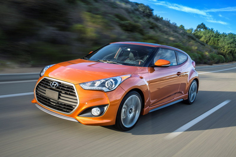 2016 Hyundai Veloster Turbo High Resolution Exterior - image 617107