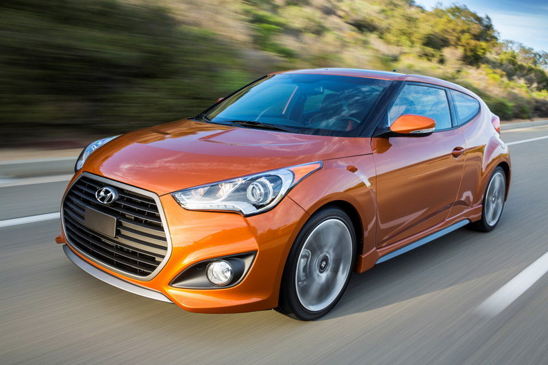2016 Hyundai Veloster Turbo High Resolution Exterior - image 617108