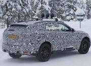 Spy Shots: Jaguar F-Pace Testing In The Snow - image 615718