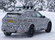 Spy Shots: Jaguar F-Pace Testing In The Snow - image 615710