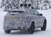 Spy Shots: Jaguar F-Pace Testing In The Snow - image 615711