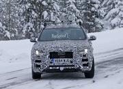 Spy Shots: Jaguar F-Pace Testing In The Snow - image 615712