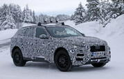 Spy Shots: Jaguar F-Pace Testing In The Snow - image 615714