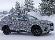 Spy Shots: Jaguar F-Pace Testing In The Snow - image 615715