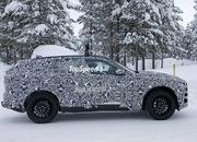 Spy Shots: Jaguar F-Pace Testing In The Snow - image 615716