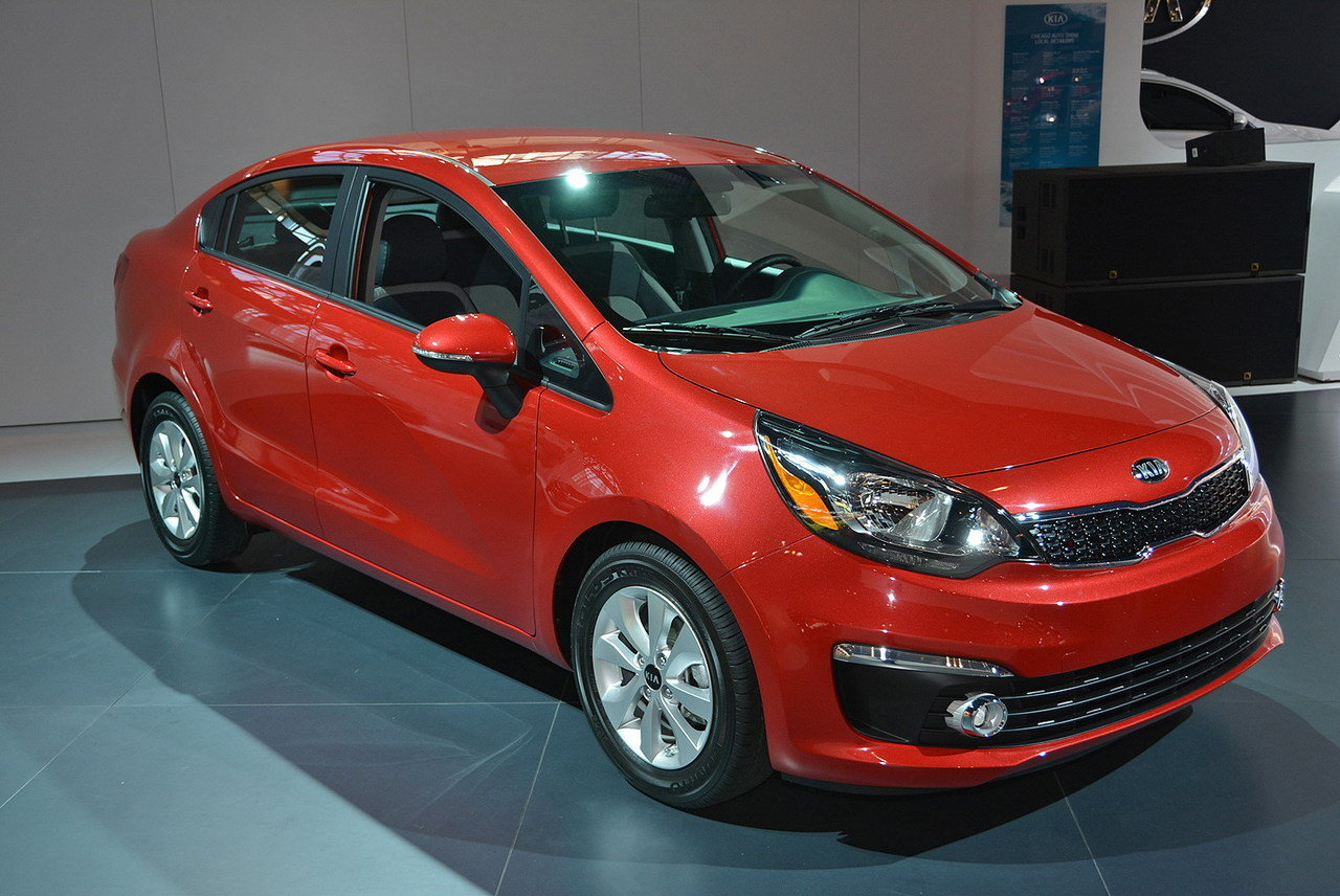 2016 kia rio sedan picture 617008 car review top speed. Black Bedroom Furniture Sets. Home Design Ideas