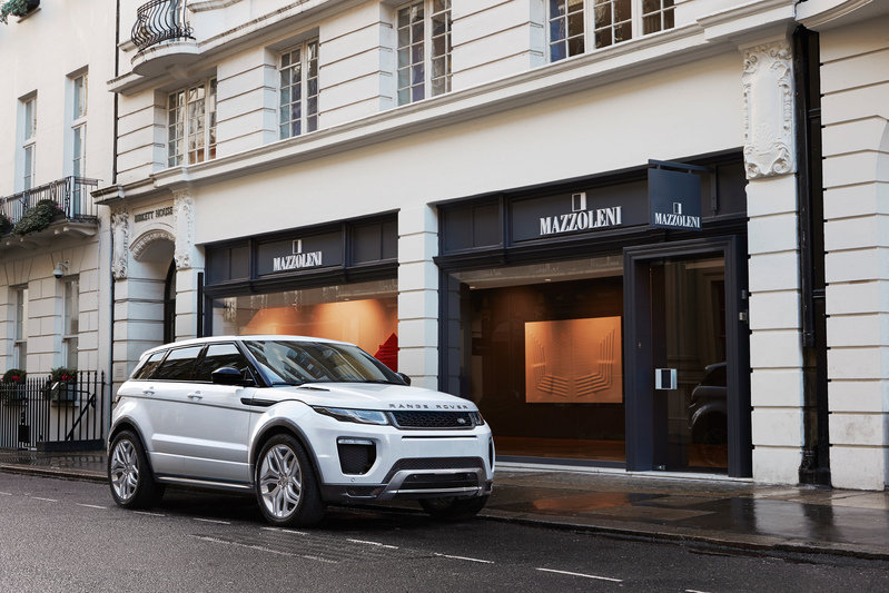 Victoria Beckham Didn't Design The Range Rover Evoque After All