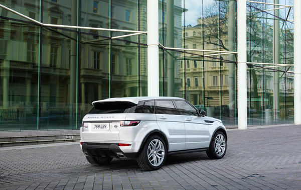 2016 land rover range rover evoque car review top speed. Black Bedroom Furniture Sets. Home Design Ideas