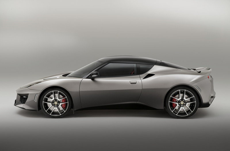 2016 Lotus Evora 400 High Resolution Exterior - image 617793