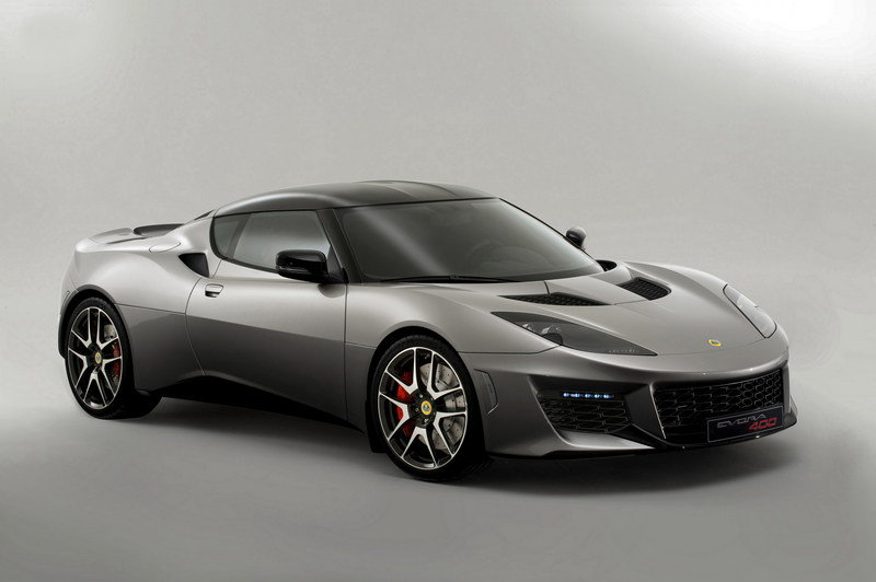 2016 Lotus Evora 400 High Resolution Exterior - image 617787