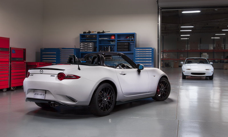 2016 Mazda MX-5 Accessories Design Concept High Resolution Exterior - image 616533
