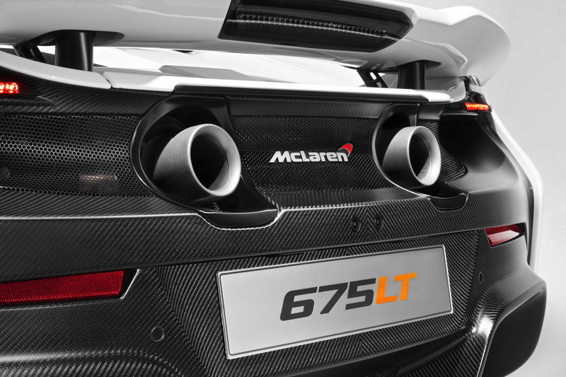 2016 McLaren 675LT High Resolution Exterior - image 618756