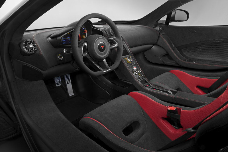 2016 McLaren 675LT High Resolution Interior - image 618749