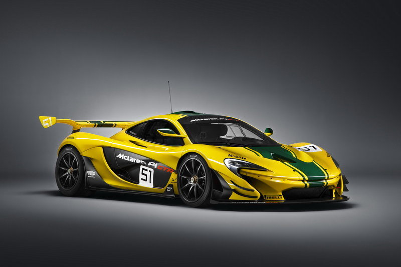 2016 McLaren P1 GTR High Resolution Exterior Wallpaper quality - image 617800