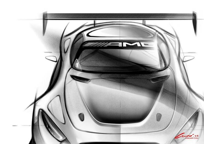 2016 Mercedes-AMG GT3 Drawings - image 616528