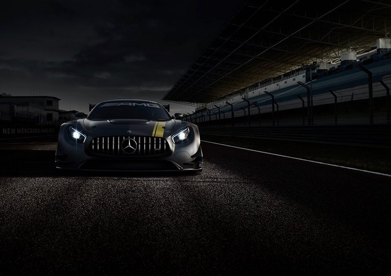 2016 Mercedes-AMG GT3 Exterior - image 618248