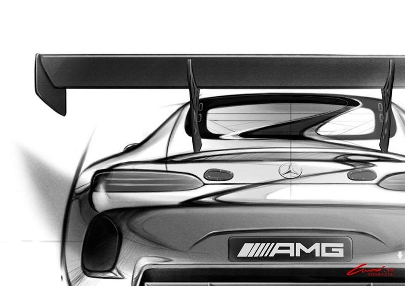 2016 Mercedes-AMG GT3 Drawings - image 616527
