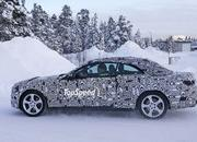 Spy Shots: Mercedes C-Class Convertible Goes Winter Testing - image 615905