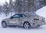 Spy Shots: Mercedes C-Class Convertible Goes Winter Testing - image 615906