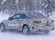 Spy Shots: Mercedes C-Class Convertible Goes Winter Testing - image 615907