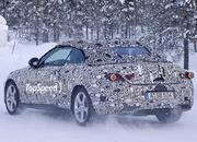 Spy Shots: Mercedes C-Class Convertible Goes Winter Testing - image 615908