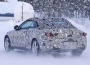Spy Shots: Mercedes C-Class Convertible Goes Winter Testing - image 615909