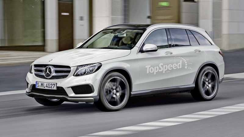2016 Mercedes GLC Plug-In Hybrid