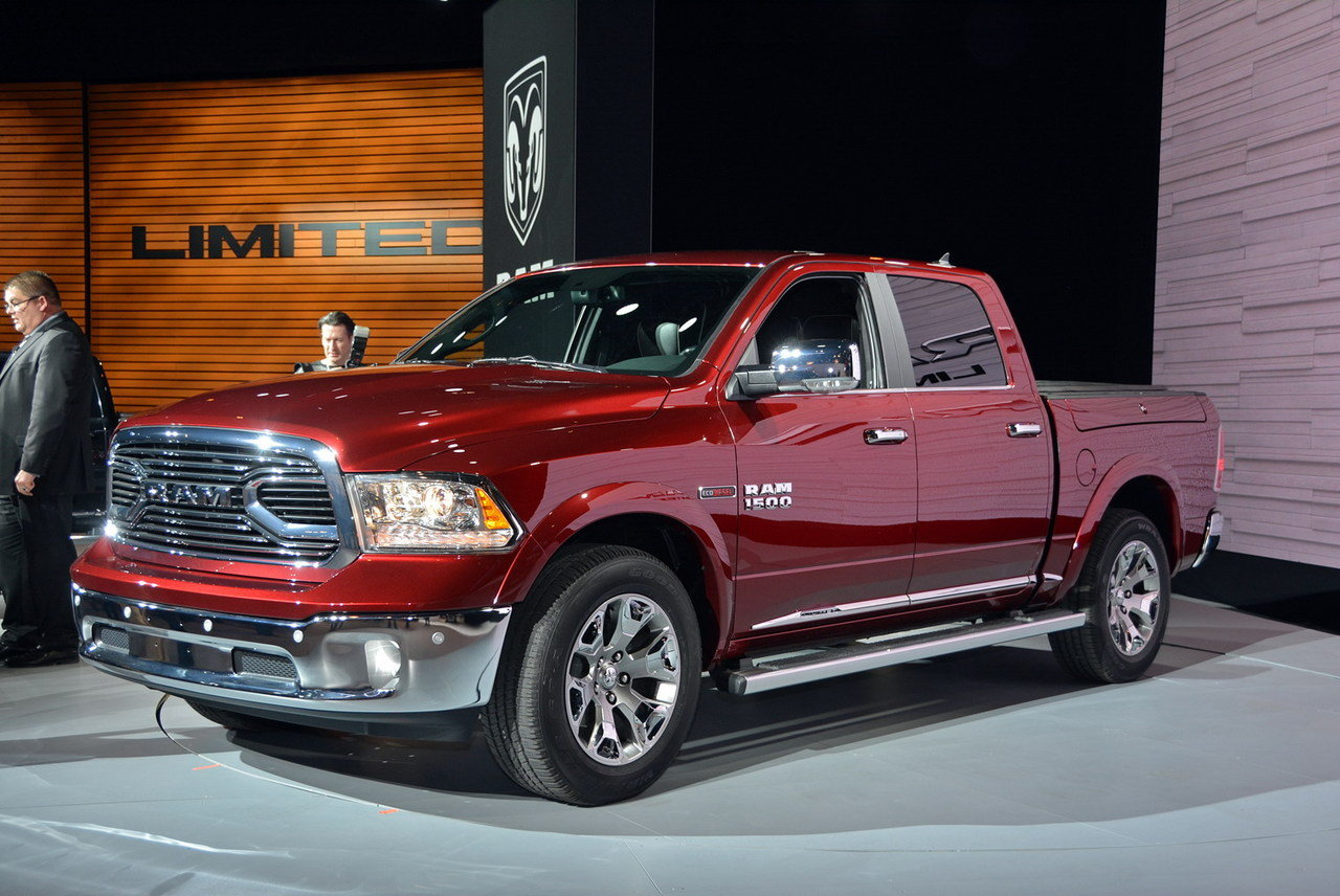 2016 ram truck release date price and specs