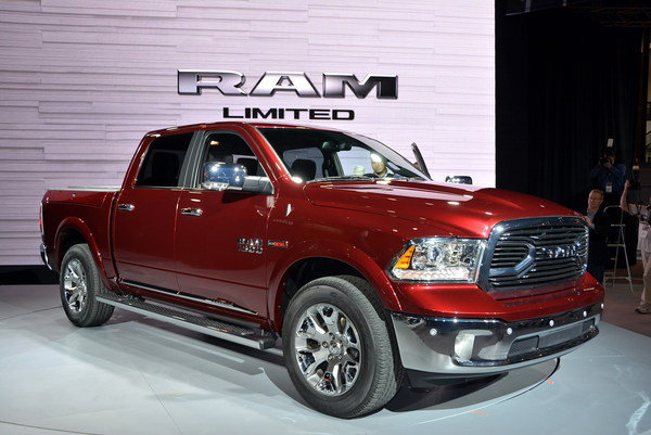 When Do 2016 Ram Trucks Come Out