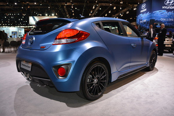 2016 hyundai veloster rally edition car review top speed. Black Bedroom Furniture Sets. Home Design Ideas