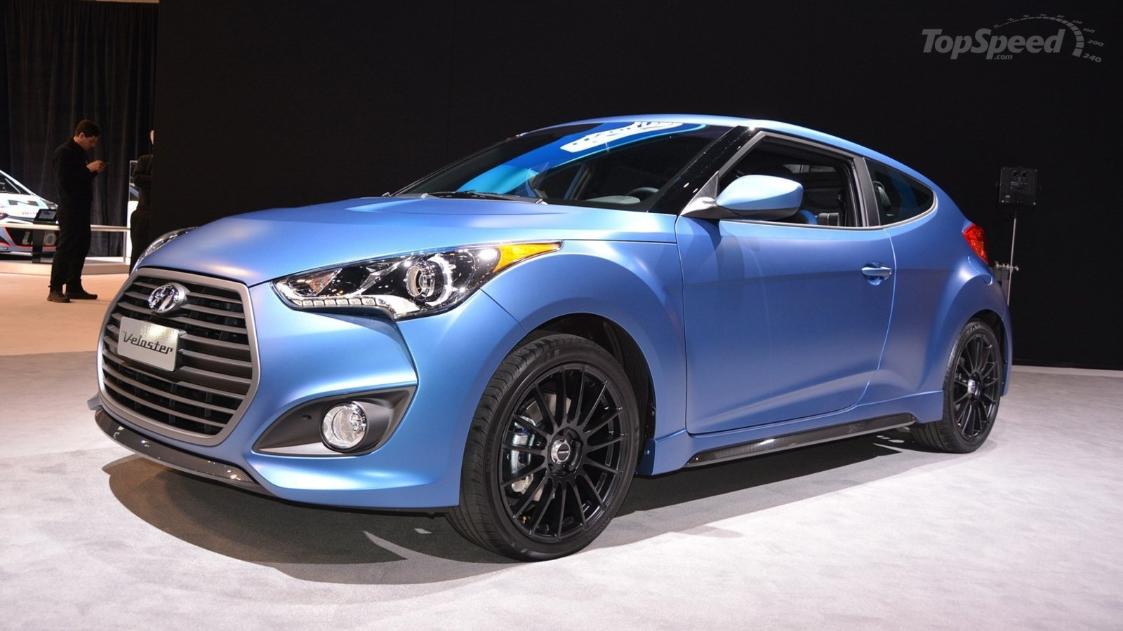 Used Hyundai Veloster >> 2016 Hyundai Veloster Rally Edition Review - Top Speed