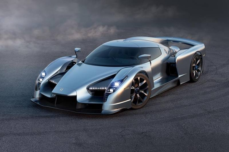SCG003 Smashes Nurburgring Lap Record