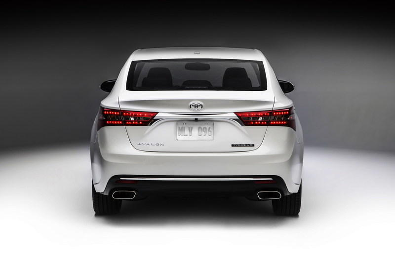 2016 Toyota Avalon High Resolution Exterior - image 616790