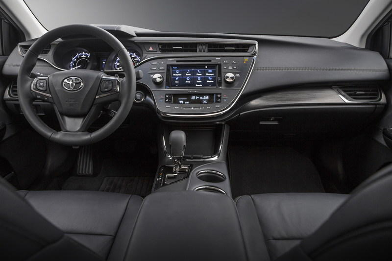 2016 Toyota Avalon High Resolution Interior - image 616795
