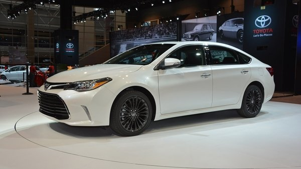 2016 Toyota Avalon Review Top Speed