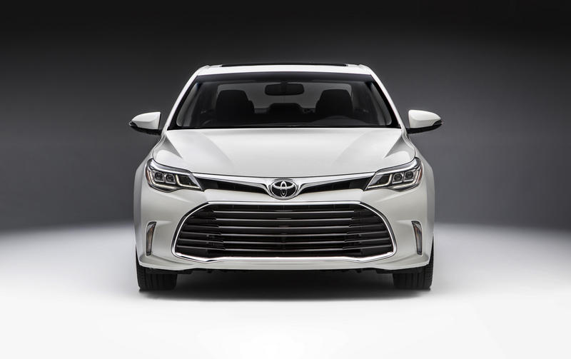 2016 Toyota Avalon High Resolution Exterior - image 616780