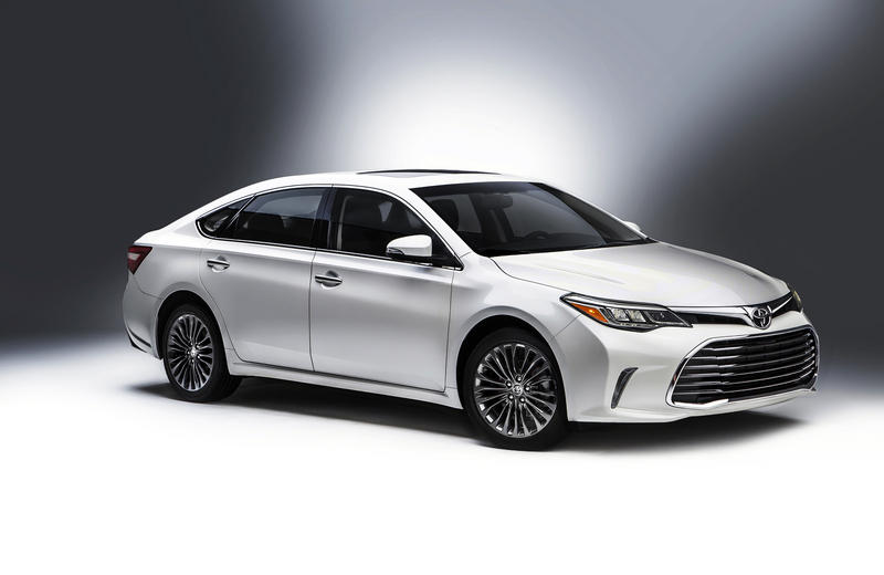 2016 Toyota Avalon High Resolution Exterior - image 616782