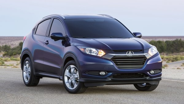 acura wants hr-v based crossover - DOC615364