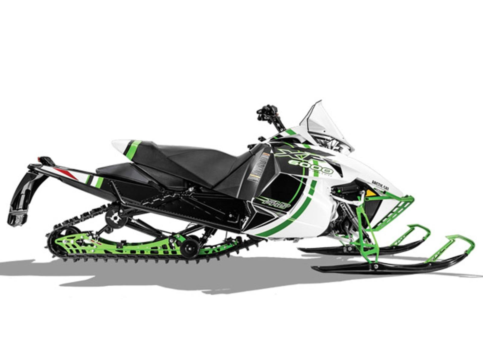 Arctic Cat  Snowmobile Top Speed