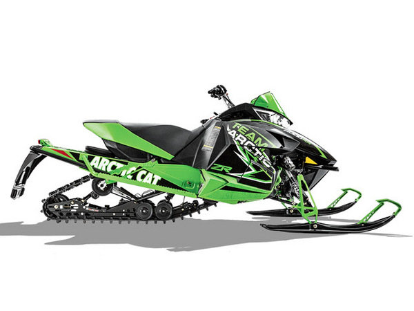 Reading Utility Body >> 2015 Arctic Cat ZR 8000 RR | motorcycle review @ Top Speed