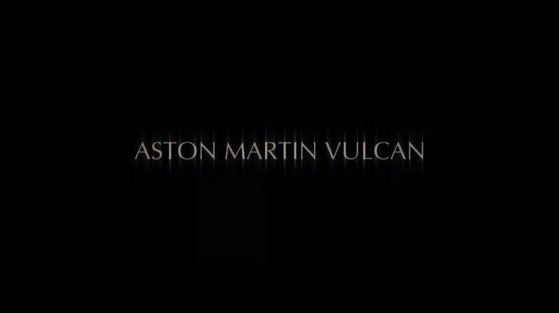 Aston Martin Vulcan Will Be Track-Only; Limited To 30 Units