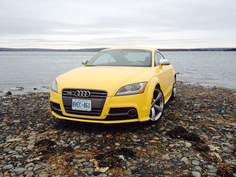 2015 Audi TTS Competition Edition High Resolution Exterior - image 615422