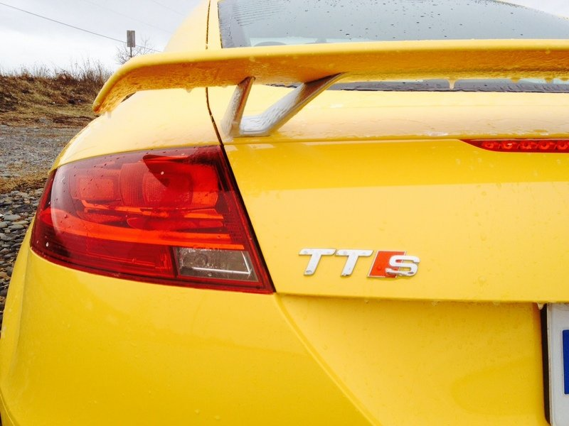 2015 Audi TTS Competition Edition High Resolution Exterior - image 615423