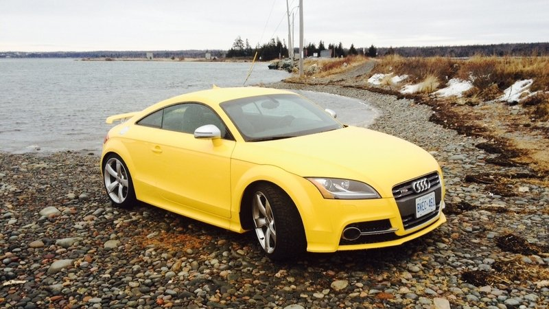 audi tt s reviews specs prices photos and videos top speed. Black Bedroom Furniture Sets. Home Design Ideas
