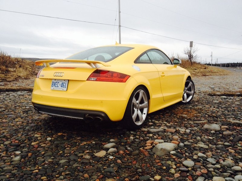 2015 Audi TTS Competition Edition High Resolution Exterior - image 615414
