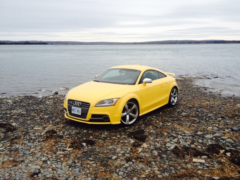 2015 Audi TTS Competition Edition