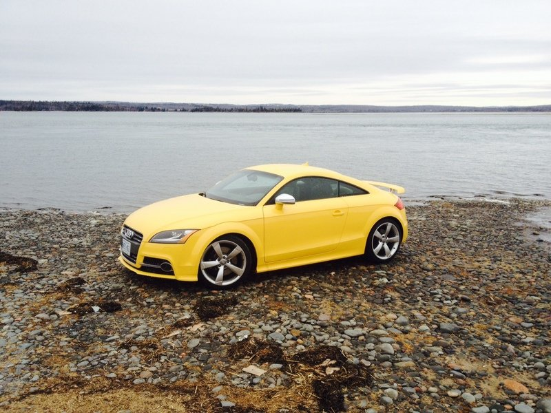2015 Audi TTS Competition Edition High Resolution Exterior - image 615420