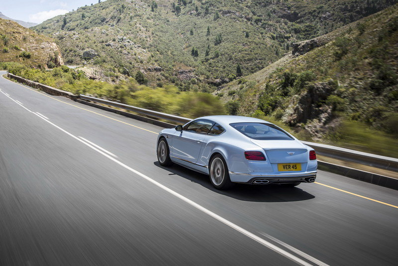 2016 Bentley Continental GT High Resolution Exterior - image 617616