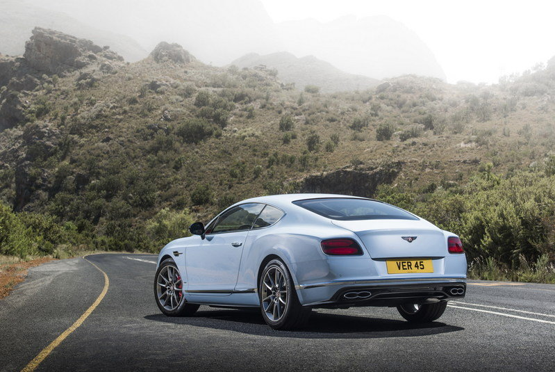 2016 Bentley Continental GT High Resolution Exterior - image 617617